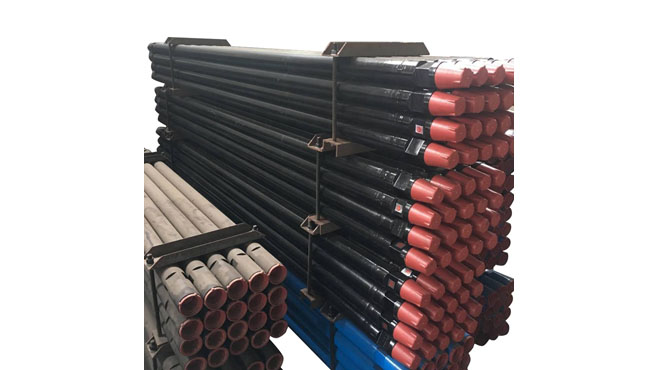 integral heavy weight round dth api drill pipe